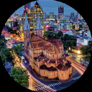 Ho Chi Minh City, Vietnam | Off-Site Graduate Programs
